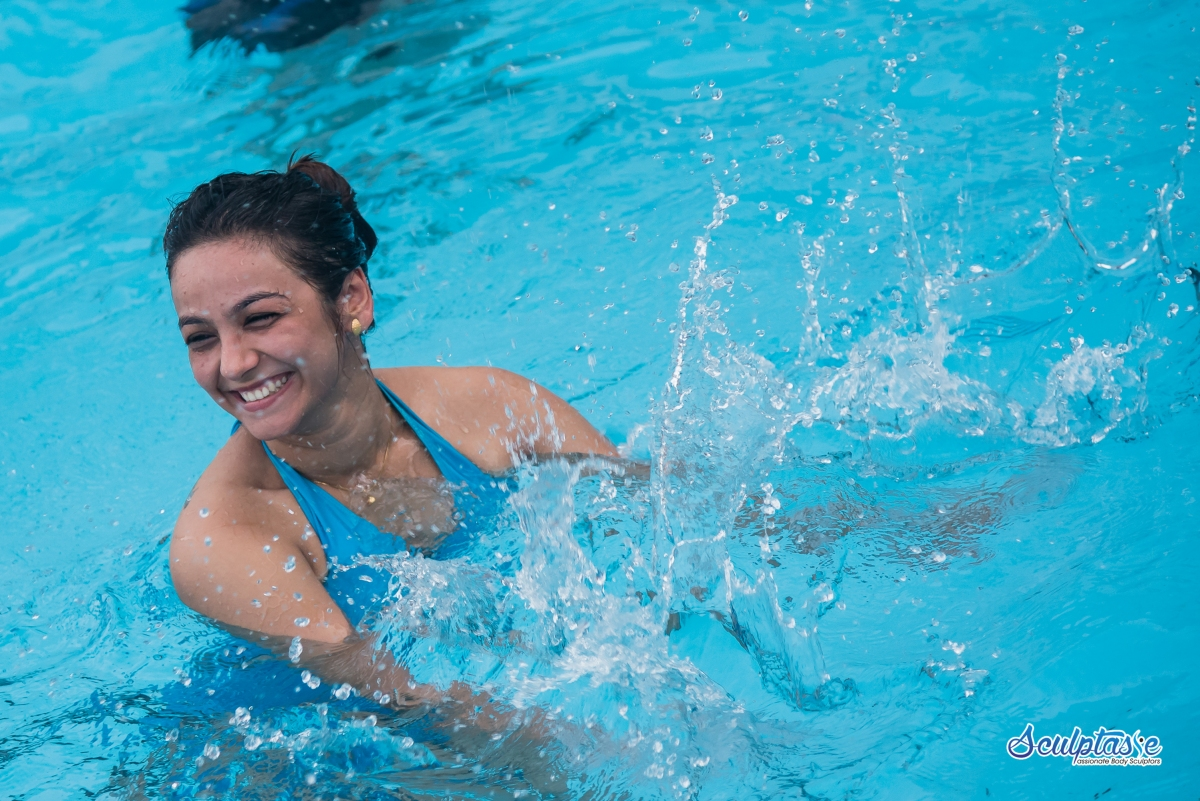 Aqua Workouts: Best Way To Sit Fit And Cool In Summer